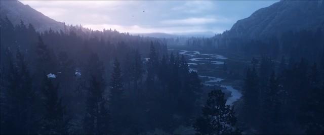 Red Dead Redemption 2 - Foresta
