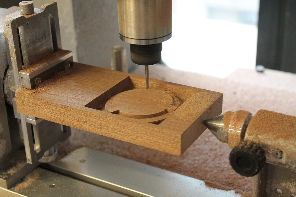 4 Axis and Walnut