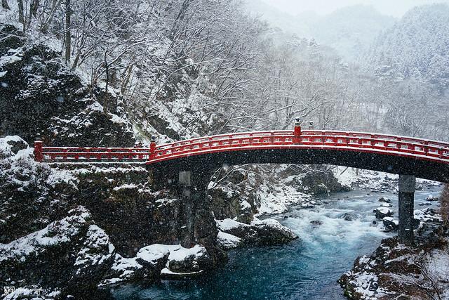 那些RX1走過的冬季 | 12 | 神橋,大雪紛飛