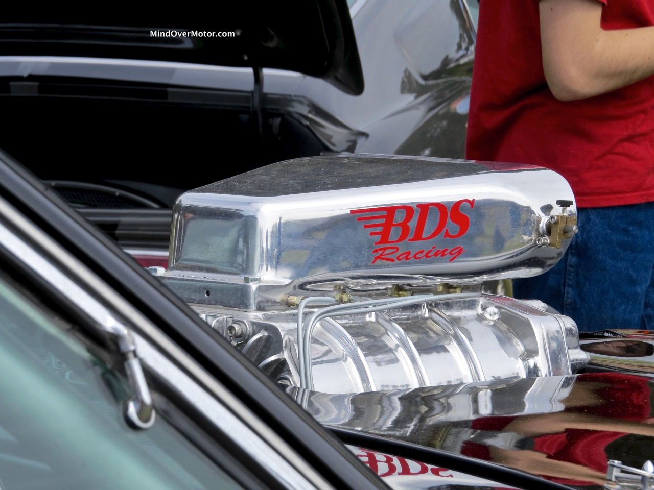 Fast and Furious Charger Hood Scoop