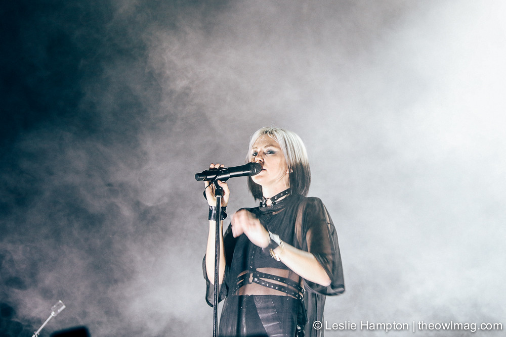 Phantogram @ Fox Theater, Oakland 10/5/16