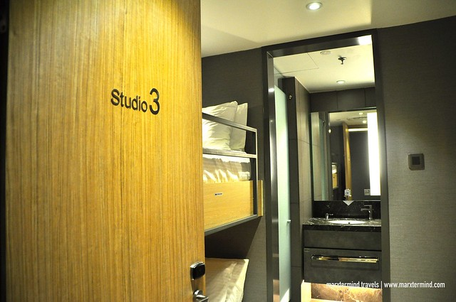Studio Room at Plaza Premium Lounge at gateway@KLIA2