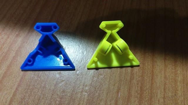 魔方格磁力金字塔-鈴塔邊塊