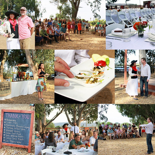 圣地亚哥苏西农场的夏日盛宴