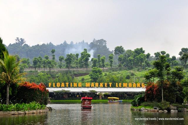 Floating Market Lembang Bandung