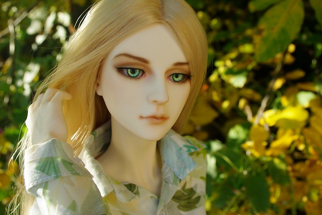 Autumn dolls 1 - Lumiere