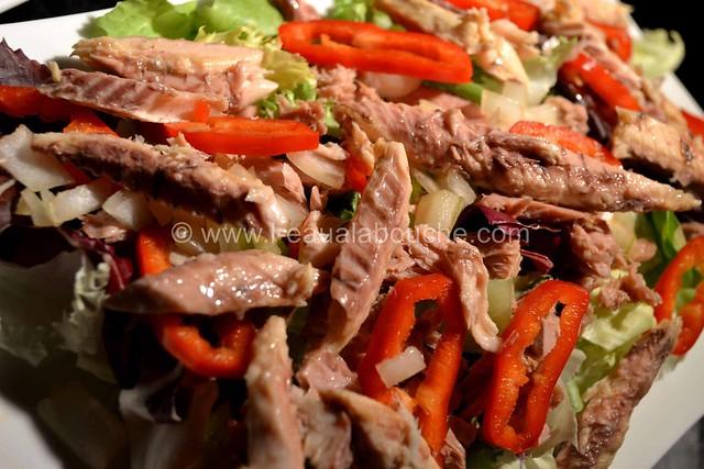 Salade de Filets de Maquereaux Sauce Moutarde © Ana Luthi Tous droits réservés 002