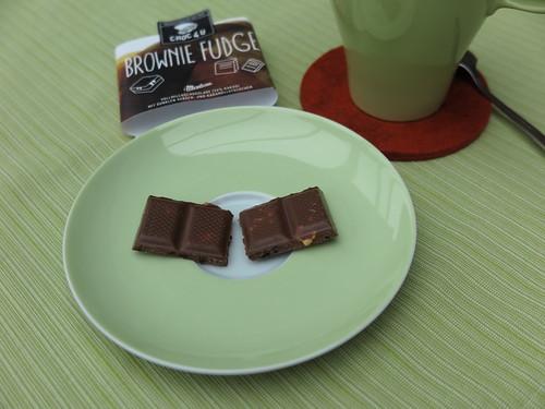 Choc4U Schokolade (Brownie Fudge) von Meybona