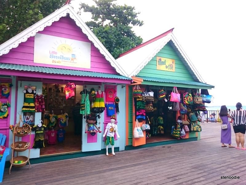 Souvenir shops Jamaica