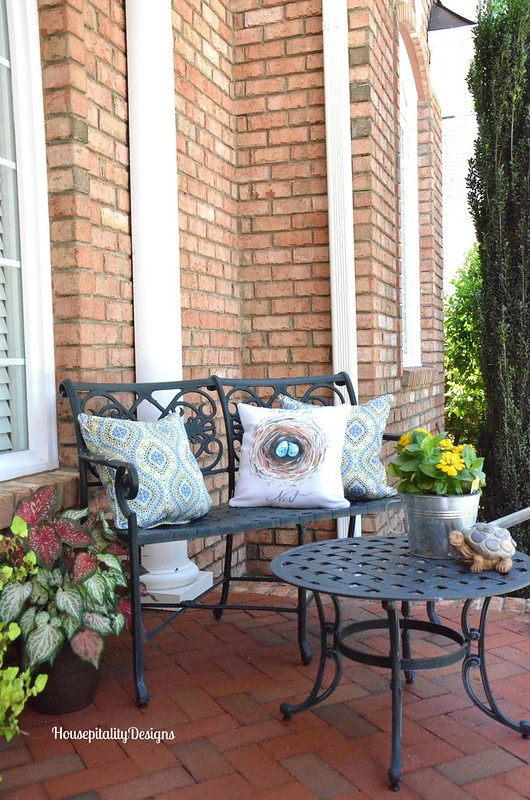 Summer Porch - Housepitality Designs