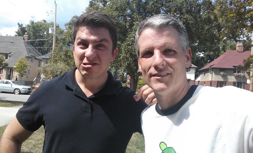 Steve Dangle and Me