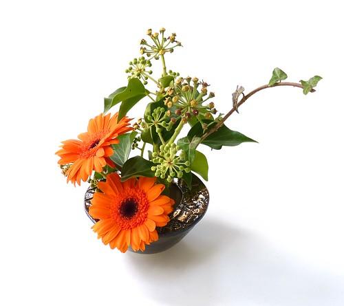 Ikebana bowls