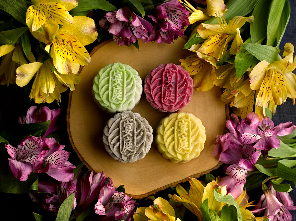 Yan Ting Assorted Snow Skin Mooncakes