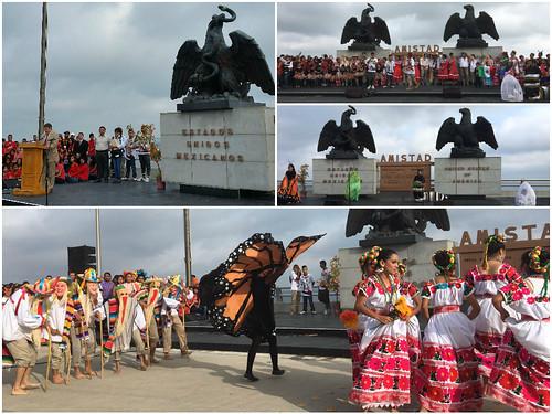 Festival de bienvenida a Nuestra Monarca