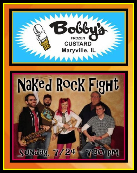Bobby's Frozen Custard 7-24-16