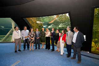 Inauguración del BioDomo