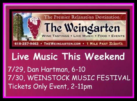 The Weingarten 7-29, 7-30-16