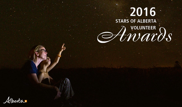 Stars of Alberta Volunteer Awards