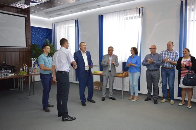 Роботу  будівельників РЕНОМЕ відзначили на всеукраїнському рівні