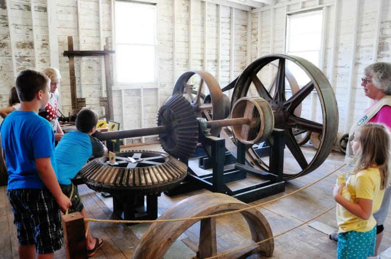 Thompson Flour Mill 3 @ Mt. Hope Chronicles