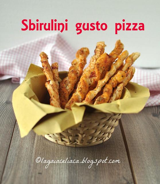Sbirulini gusto pizza per il World Bread Day 2016