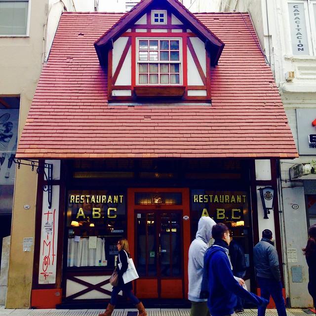 ABC Restaurant in Centro, Buenos Aires