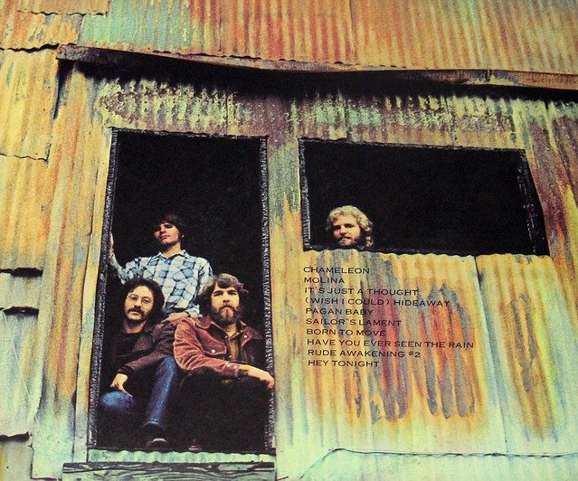 CCR Creedence Clearwater Revival Pendulum Fantasy Records FOC