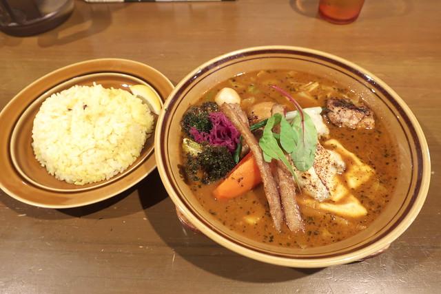 スープカレーTREASURE 3回目_08