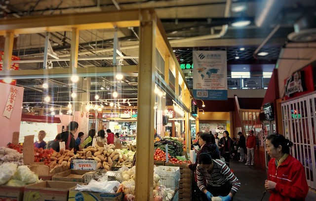 Crystal Mall Food Market