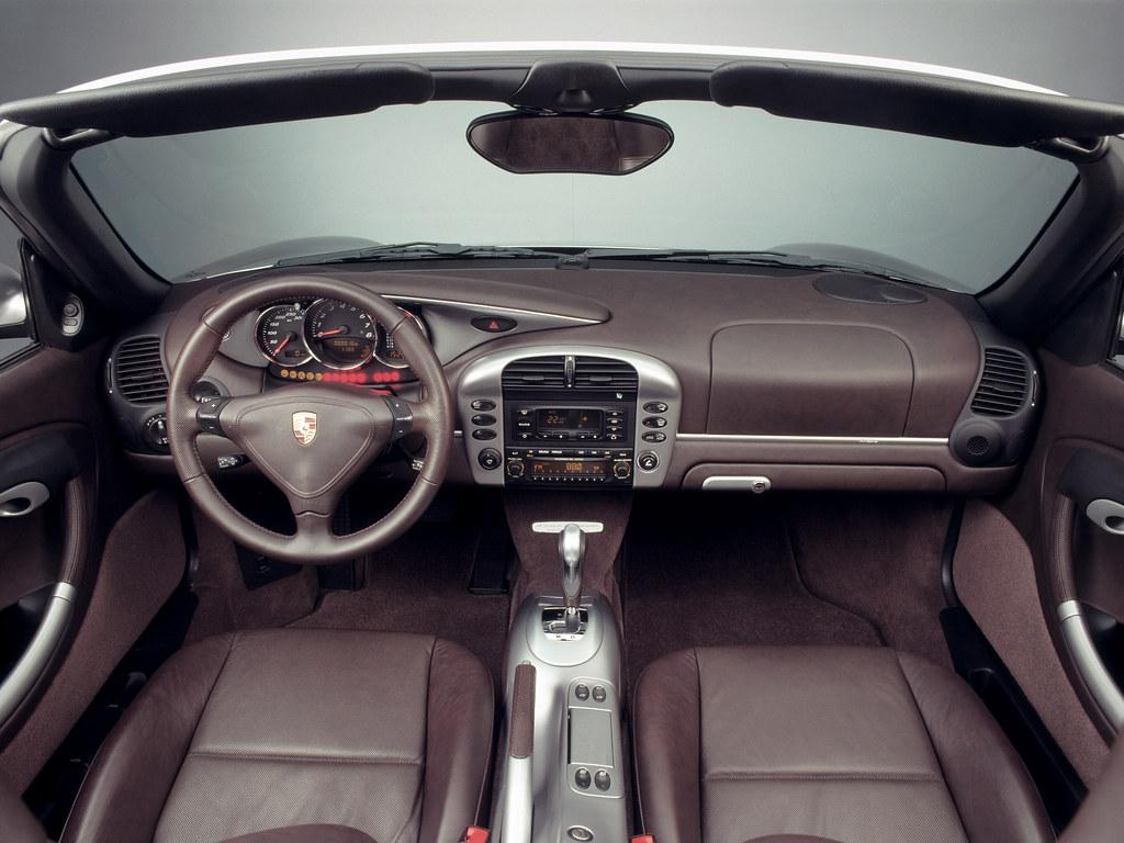 Родстер Porsche Boxster S 50 Jahre 550 Spyder
