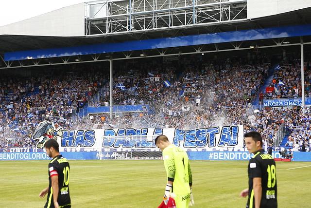 Deportivo Alavés - Real Sporting