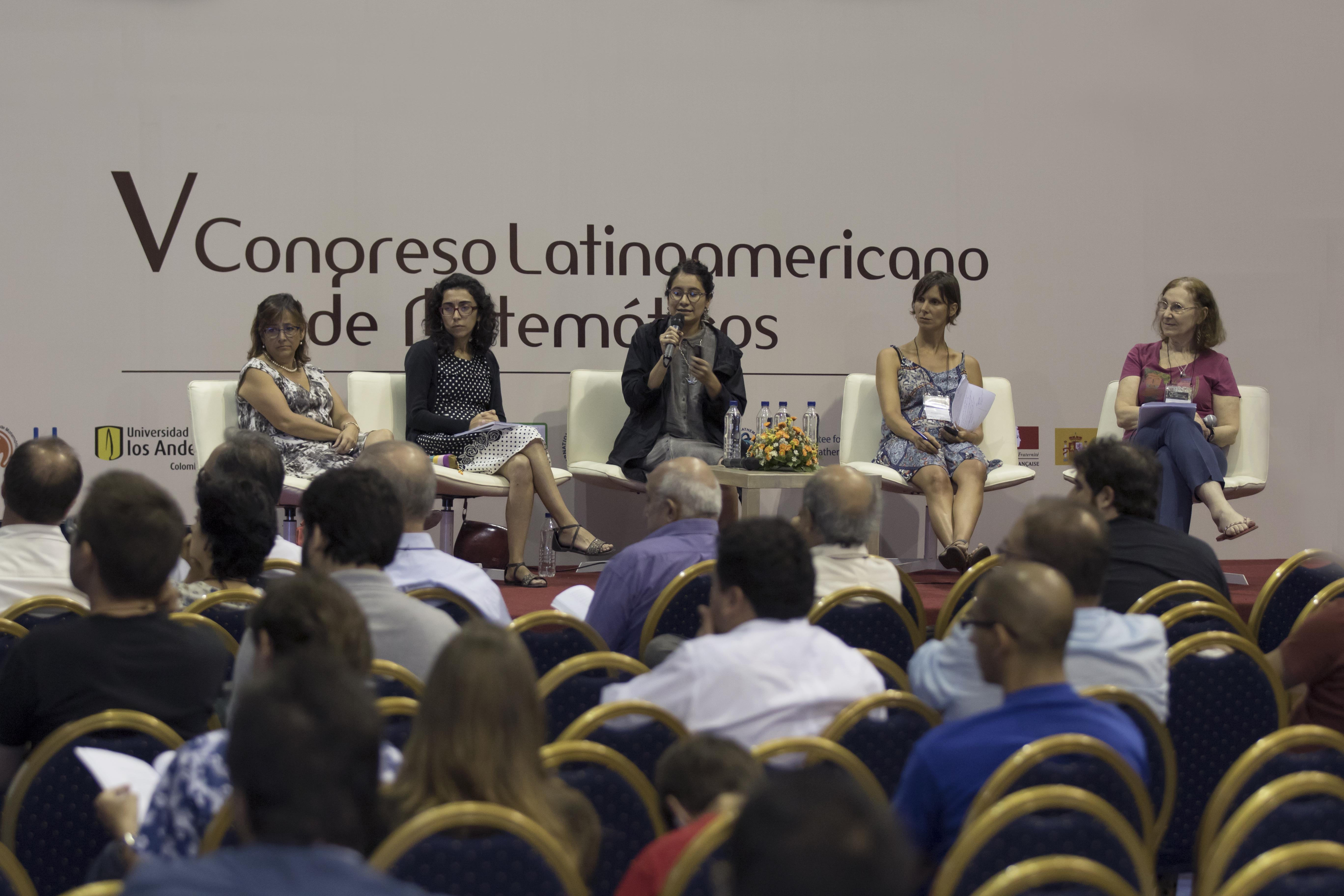 V Congreso Latinoamericano de Matemáticos