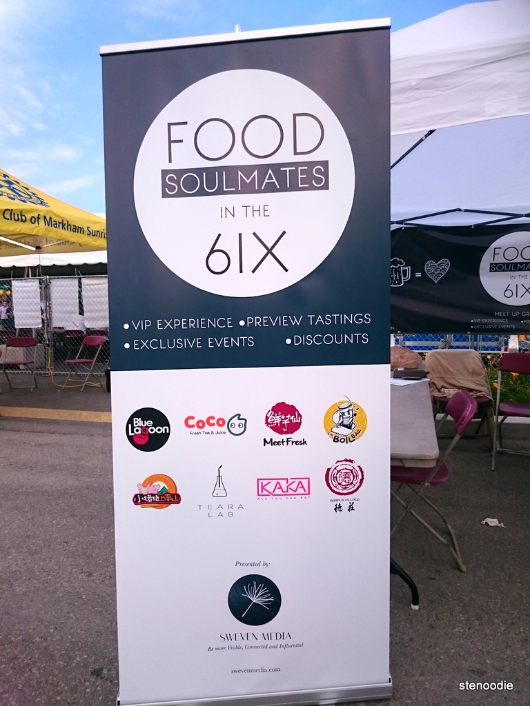 Food Soulmates in the 6ix banner