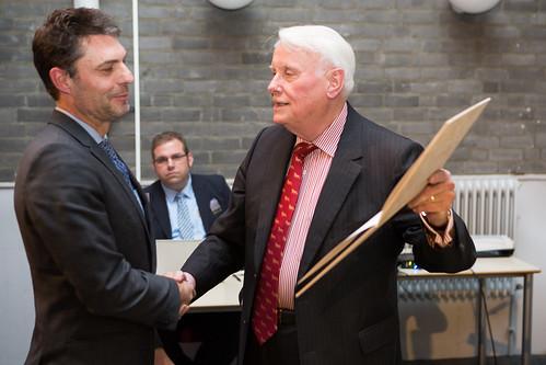 Dr. Hendrik Muller Prijs voor de gedrags- en maatschappijwetenschappen 2015