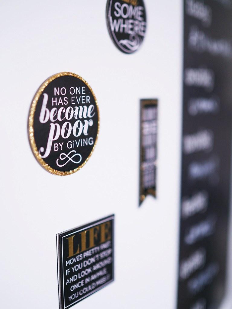 DIY jääkaappimagneetti