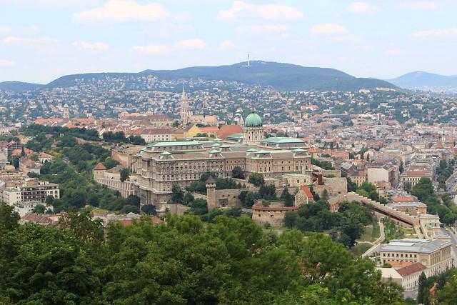*Buda Castle