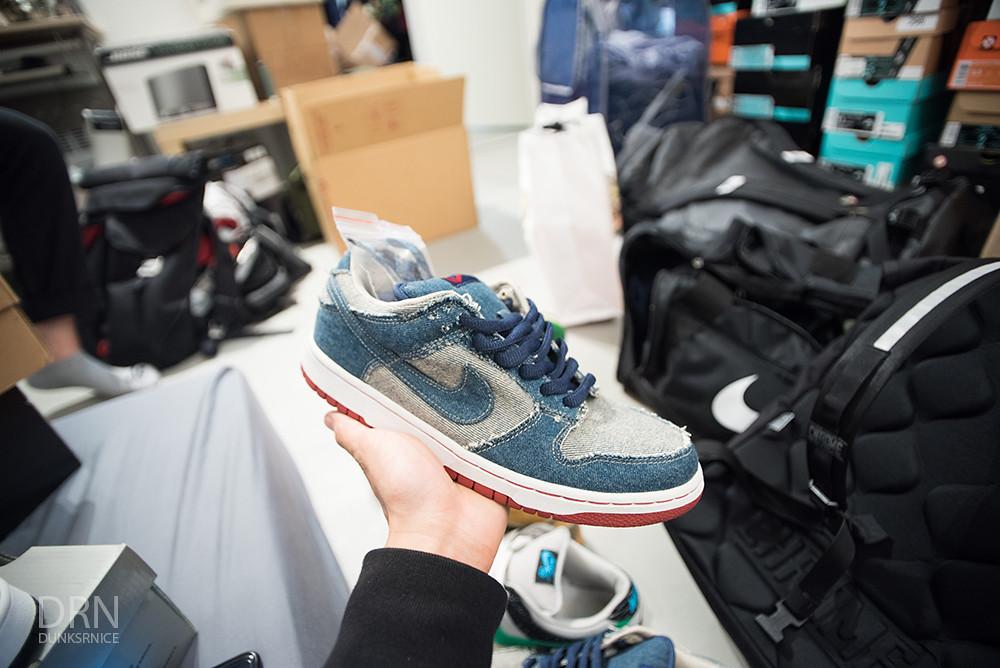 Nike SB Denim Forbes.
