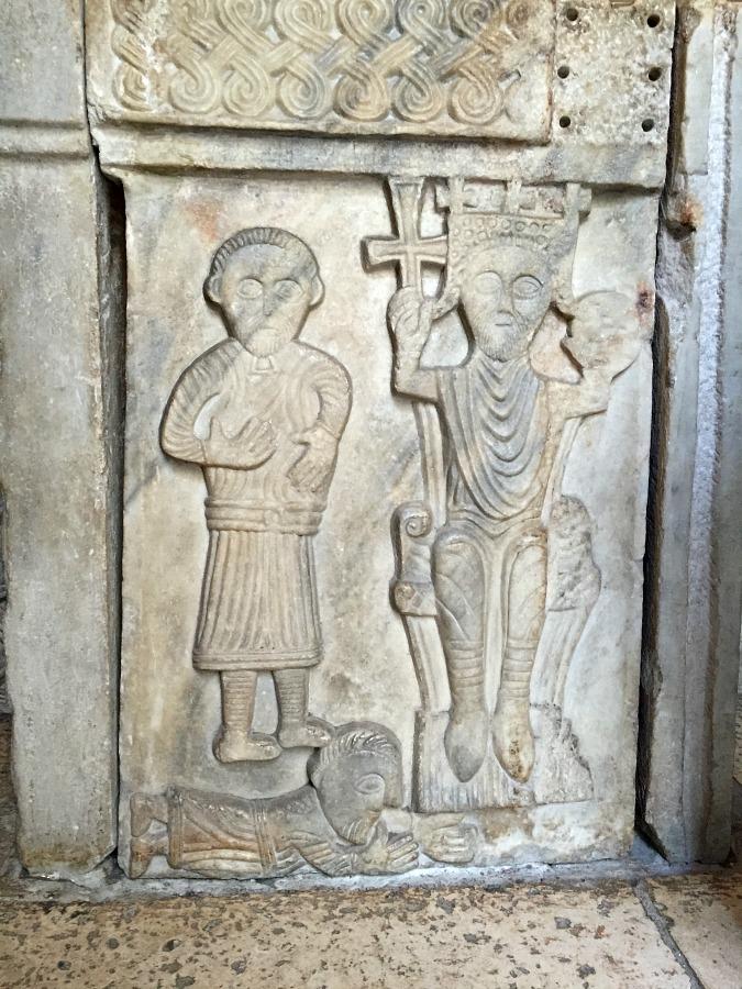 Jupiter's Temple Split Croatia