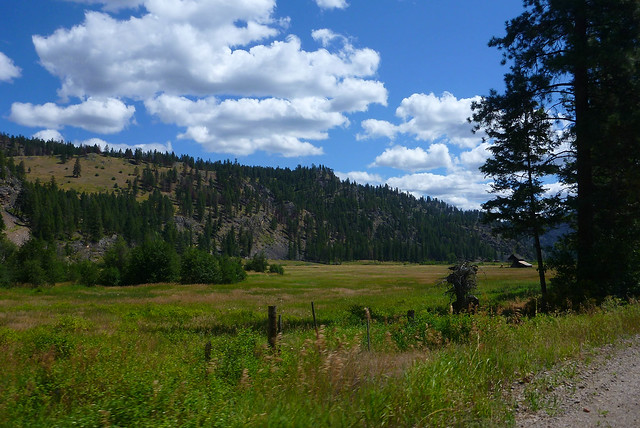 Okanogan/Ferry County Road Trip, July 2016