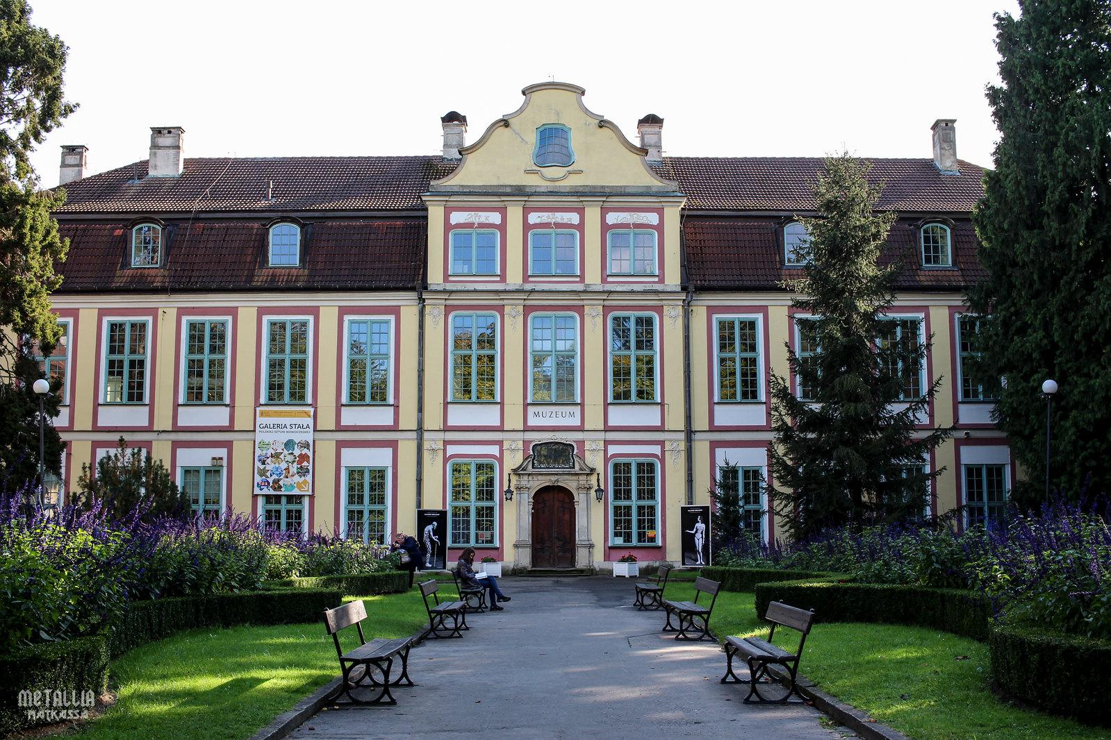 park oliwa, gdansk oliwa, gdanskin nähtävyydet, sightseeing in gdansk, park oliwski, gdansk national museum, abbot's palace