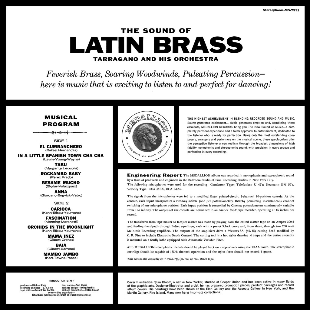 David Terry - The Sound of Latin Brass