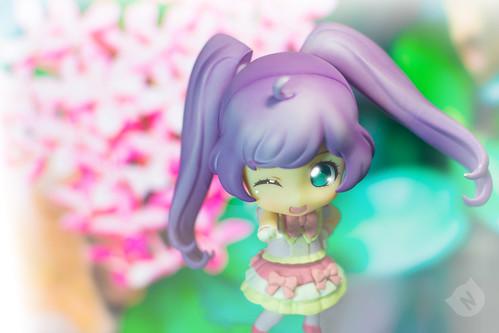 Nendoroid Co-de Manaka Lala