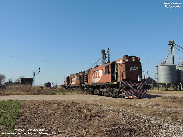 ALCO RSD35 6437 - 6427 EN TARRAGONA...