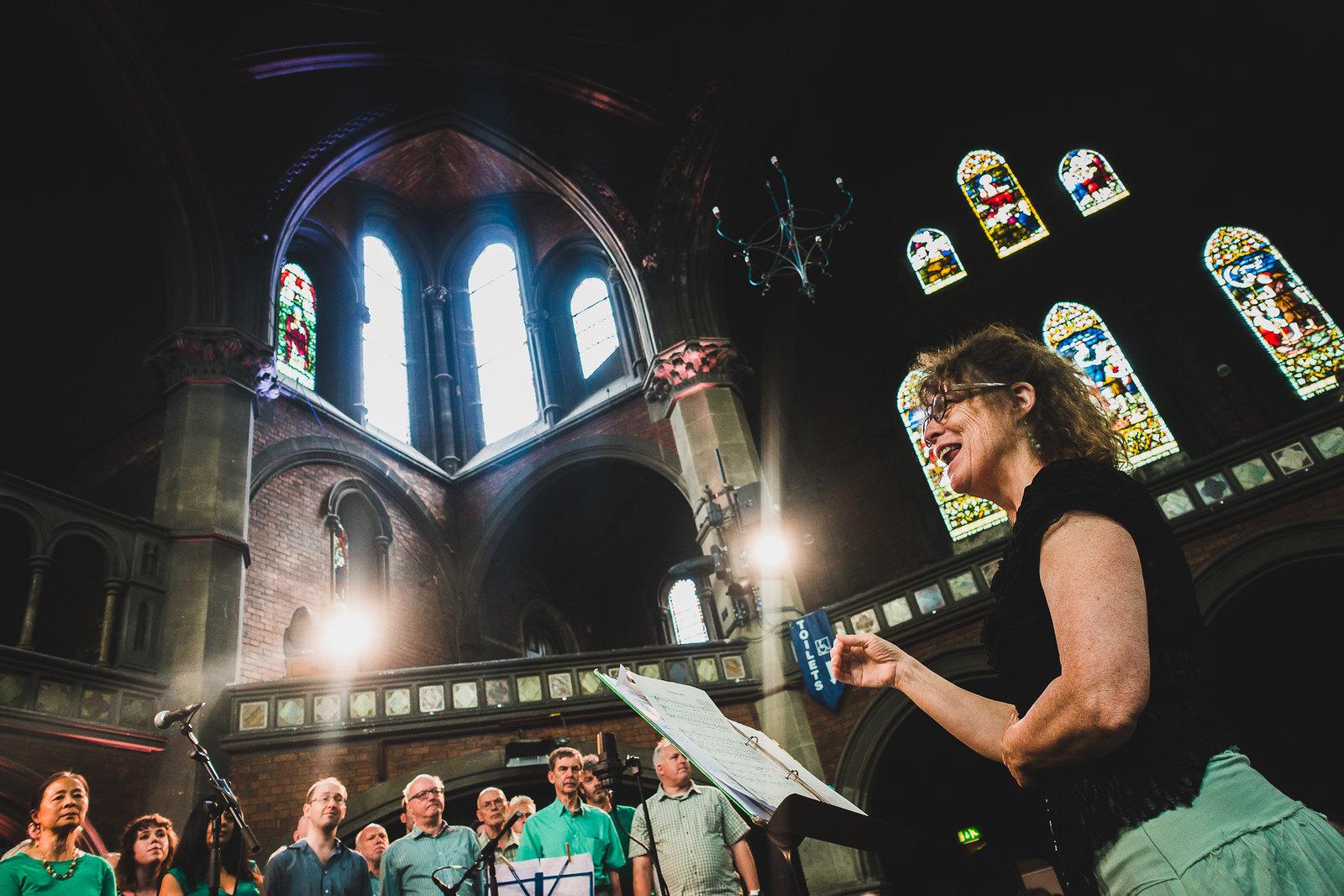 Daylight Music 231: Cecil Sharp House Choir