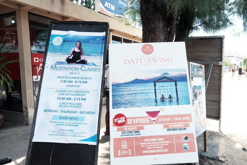meditation classes gili