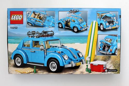 Lego Creator Volkswagen Beetle 10252 Review The Brick Fan