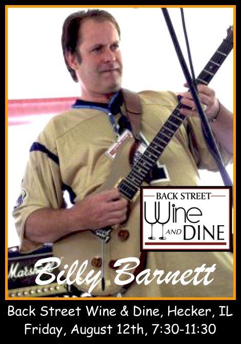 Billy Barnett 8-12-16