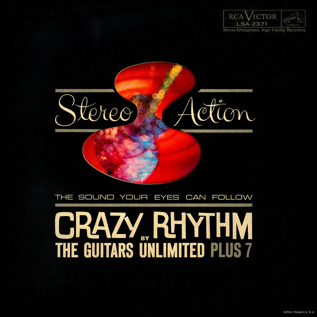 Guitars Unlimited Plus 7 - Crazy Rhythm
