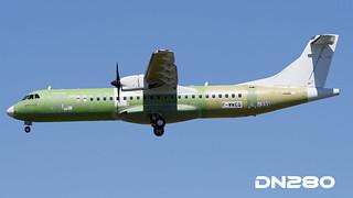 Azul ATR 72-600 msn 1333