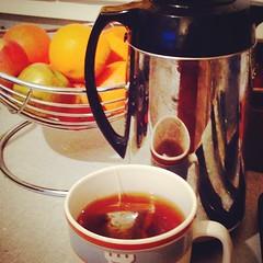 Still Life w/ tea